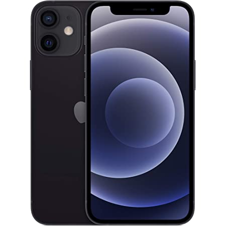 Apple iPhone 12 mini 128GB ブラック SIMフリー (整備済み品)