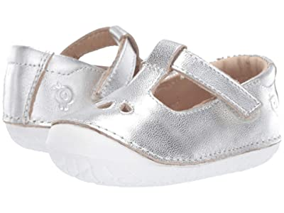 Old Soles Classic Pave (Infant/Toddler) (Silver) Girl