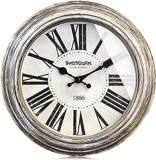 Best rustic metal clock numbers Reviews