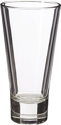 Borgonovo 11106824 Juego de 12 Vasos de Vidrio, 420 ml