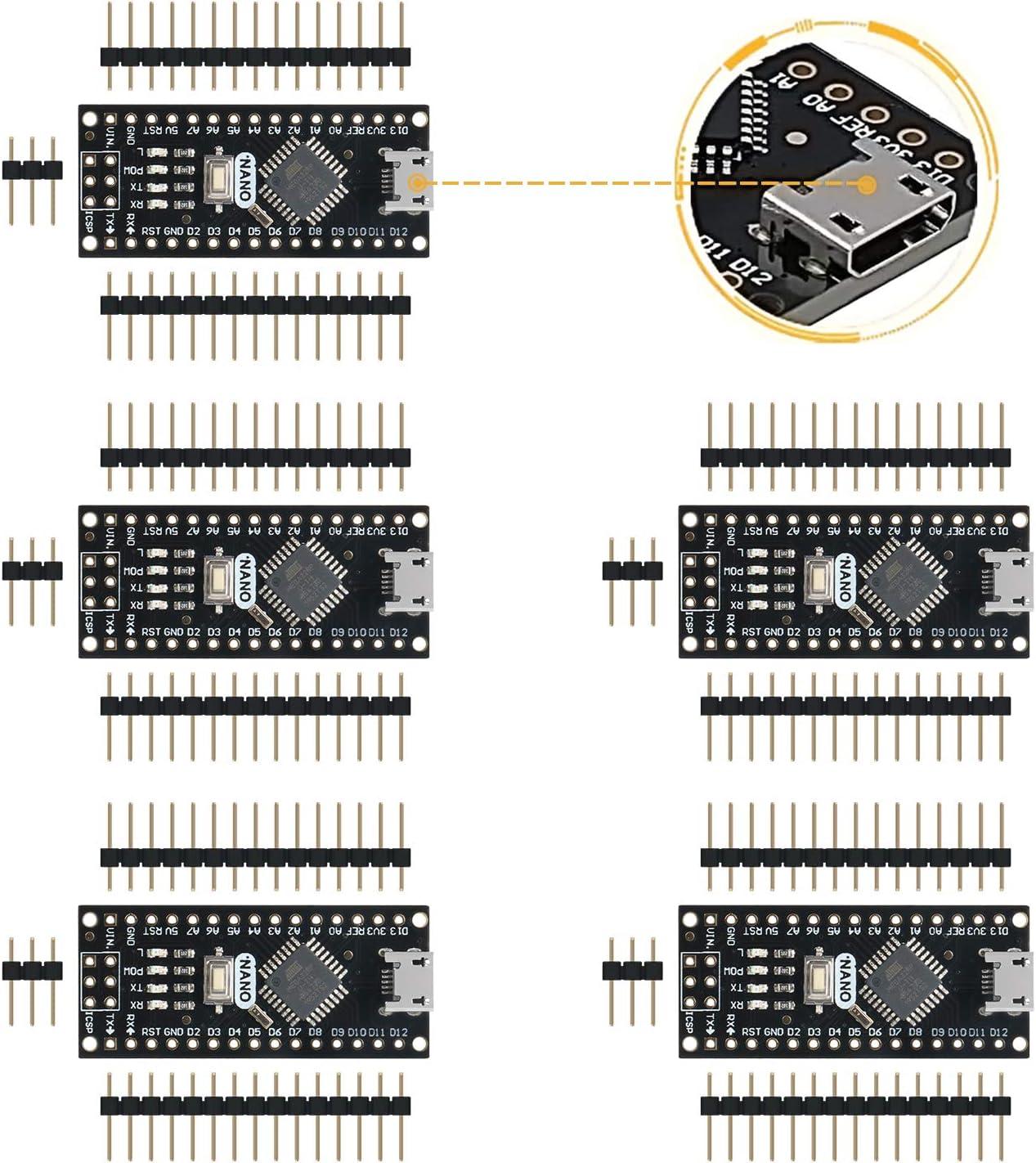 Opening large release sale Attention brand Nano-Micro-Nosolder for Nano V3.0 Board Micro ATmega32 USB