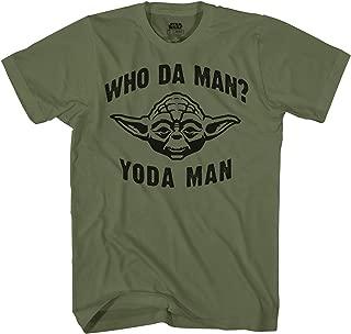 who da man yoda man