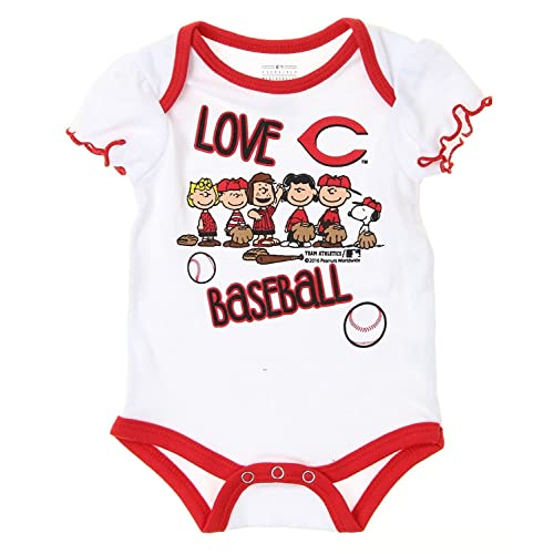 quality design a7ee3 1728f Cincinnati Reds Toddler Apparel: Amazon.com