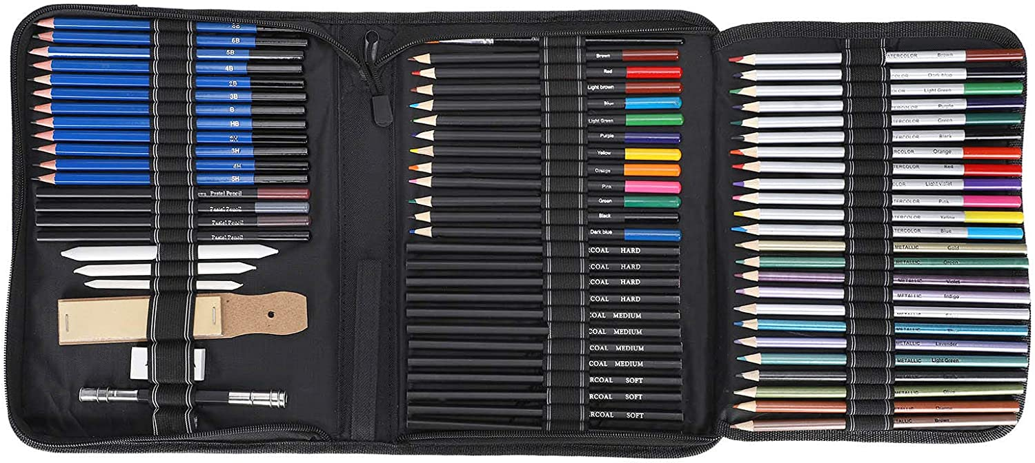 RUIRUIY Color Pencil Set Professional Drawin Tool SEAL limited product Painting Our shop OFFers the best service Adult