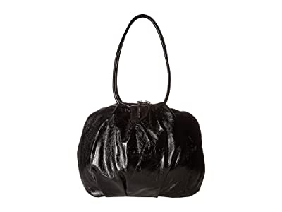 Hobo Divine (Black) Satchel Handbags