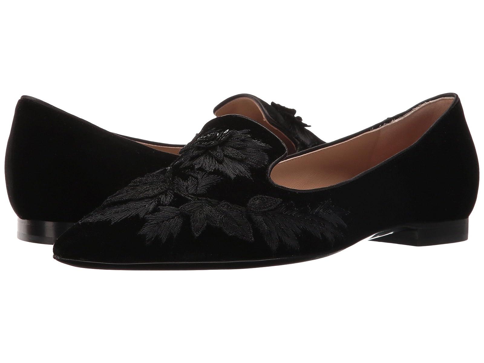 Alberta Ferretti Embroidered Slip-On FlatCheap and distinctive eye-catching shoes