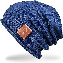 Mydeal Winter Unisex Bluetooth Beanie Hat Warm Skully Cap...