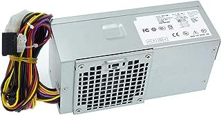 Mackertop 250W Power Supply Unit PSU for Dell Optiplex 990 790 390 3010 Inspiron 620s 537s 540s 545s 546s 560s 570s 580s Vostro 200s 220s 230s 260s 400s Studio 560s 540s 537s Slim Desktop DT Systems
