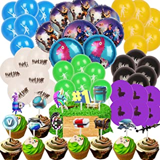 Video Games Kids Party Supplies Amazon Com