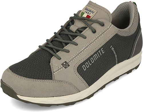 Dolomite Dolomite Cinquantaquattro Mesh Anthracite gris  acheter pas cher neuf