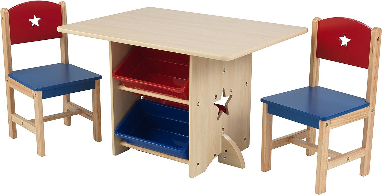 KidKraft 26912 Star Table and Chair Set