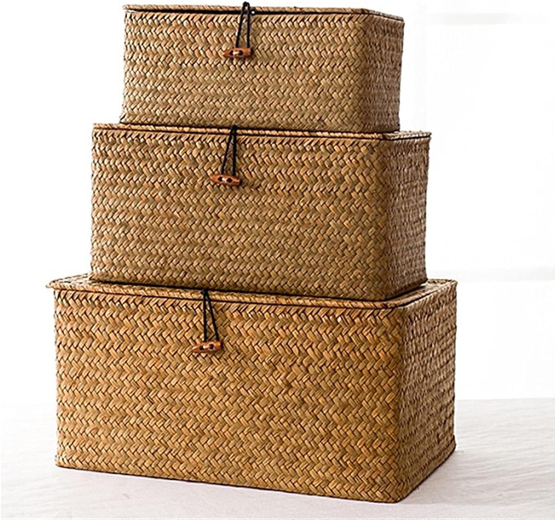 Hand Woven San Antonio Mall Storage Louisville-Jefferson County Mall Boxs Makeup Basket Organize container