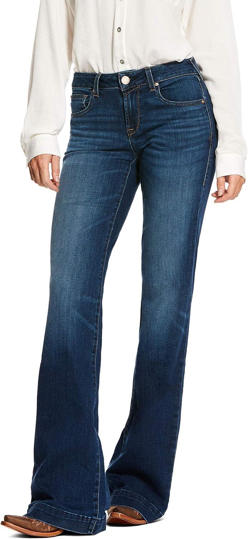 Nashville-Davidson Mall ARIAT womens Manufacturer direct delivery Ultra Stretch Trouser Kelsea Jeans Joanna in