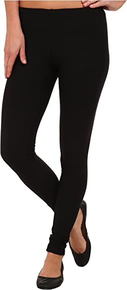 Plush - Fleece-Lined Cotton Legging