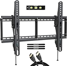 MOUNTUP Tilting TV Wall Mount Bracket for Most 37-70 Inches TVs, TV Mount with 10 Degrees Smooth Tilt, Low Profile TV Wall...