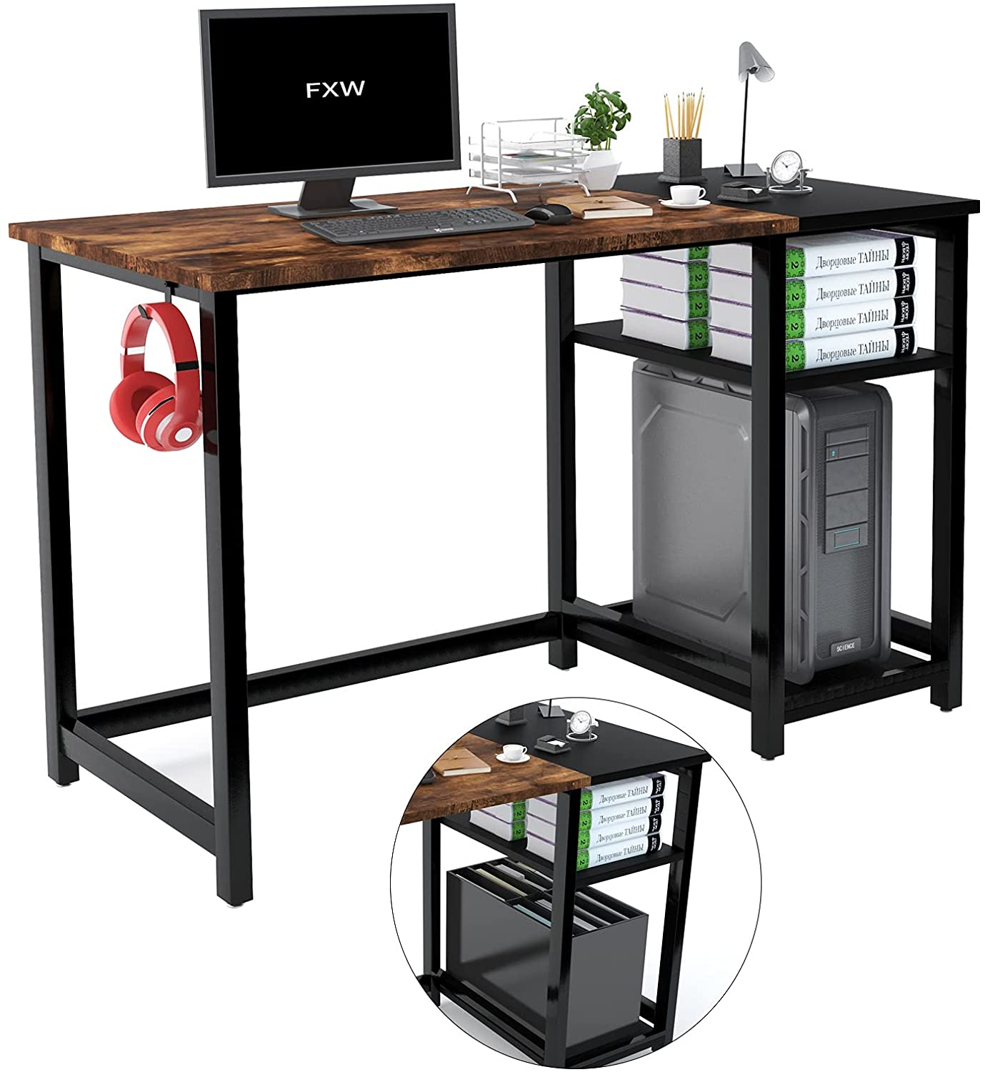 Small Writing Desk for Home Super popular specialty store Office Table Desks Sto 1 year warranty Computer with