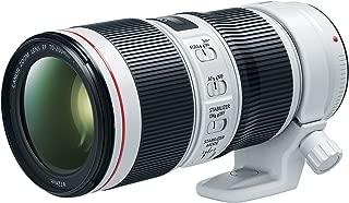 Canon EF 70-200mm f/4L is II USM Lens for Canon Digital SLR Cameras