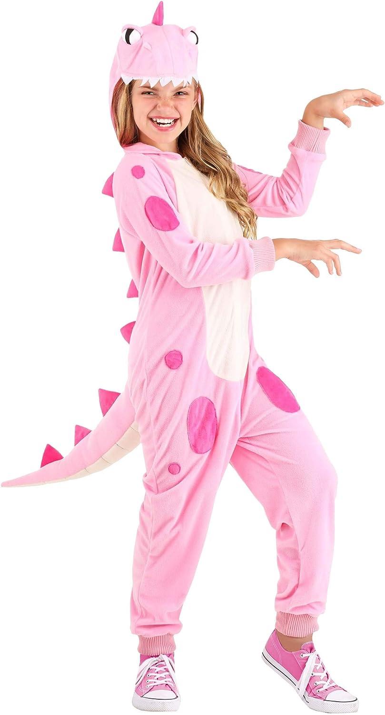 Fun Costumes Albuquerque Mall Pink Las Vegas Mall Dinosaur Girls for Onesie