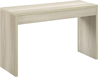 Convenience Concepts Northfield Hall Console Table, Weathered White