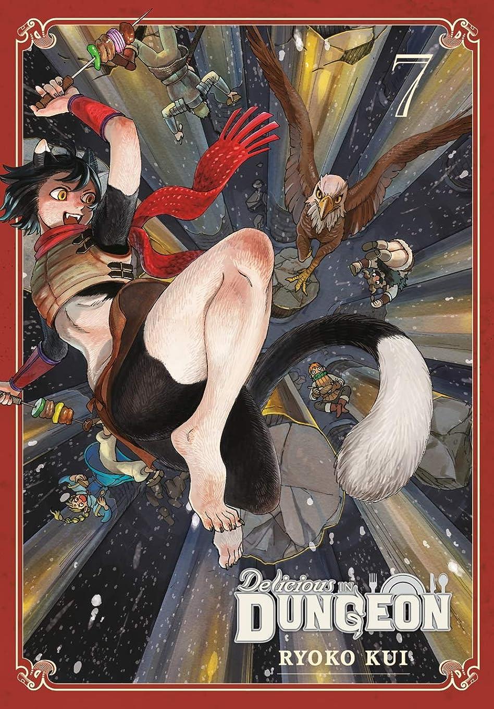 販売計画ガードスコットランド人Delicious in Dungeon Vol. 7 (English Edition)