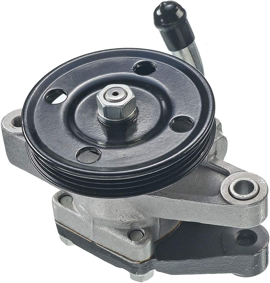 A-Premium Power Steering Pump with Sp New Free Shipping Colorado Springs Mall Pulley Replacement for Kia