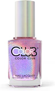 Color Club Halographic Hues Nail Polish, Halo, Graphic.05 Ounce