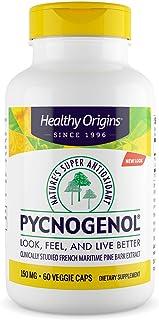 Healthy Origins Pycnogenol - 150 Mg - 60 Vegetarian Capsules