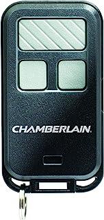 Chamberlain G956EVC-P2 3 Button Garage Door Opener Keychain Remote