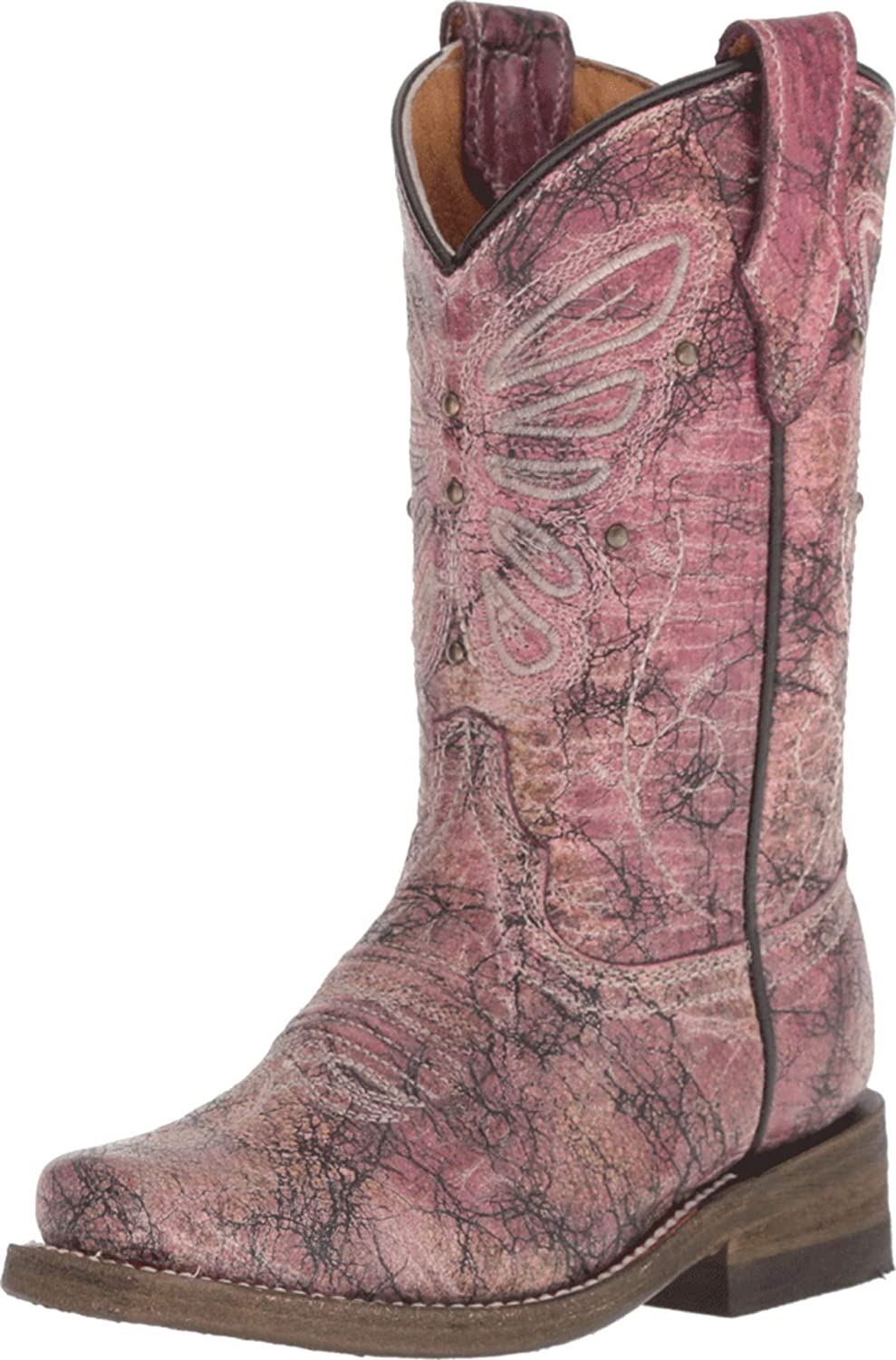 Corral Boots Kids Unisex-Child Western Boots