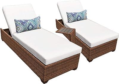 Amazon.com: TK Classics laguna-2 X Laguna chaise al aire ...
