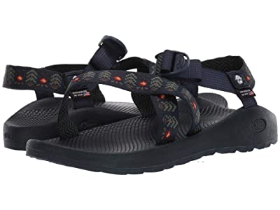 Chaco Smokey Bear Z/1 Classic (Smokey Forest Navy) Men