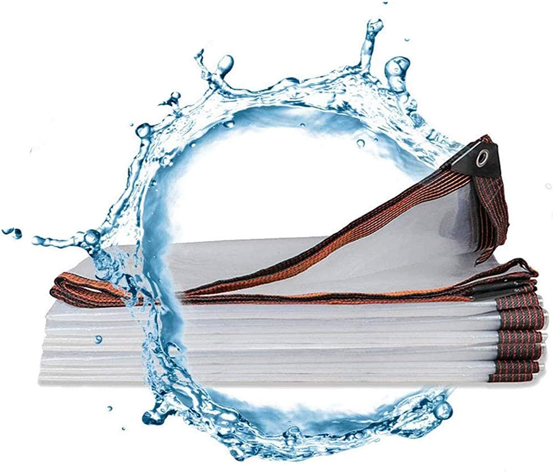 FOGUO Clear Tarpaulin Cover Waterproof10' Tarps キャンペーンもお見逃しなく He 16' x SEAL限定商品