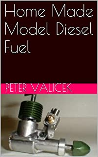 Home Made Model Diesel Fuel (Model Engine Rebuild Projects)