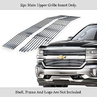 Best billet grille silverado Reviews