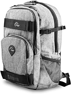 Skunk Nomad Skaters Backpack - Smell Proof - Water Proof - with Combination Lock
