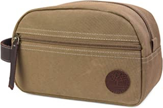 Timberland Mens NP0349 Canvas Travel Kit Packing Organizers