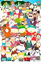 RhythmHound South Park - TV Show Poster Collage