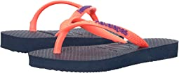 Havaianas Kids - Slim Logo Pop-Up Flip Flops (Toddler/Little Kid/Big Kid)