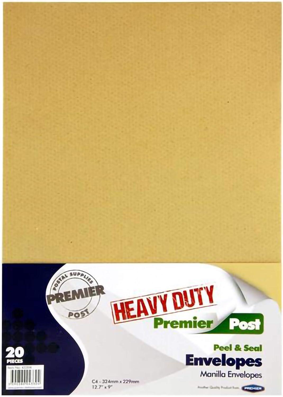 Premier Stationery D3443304 C4 Post