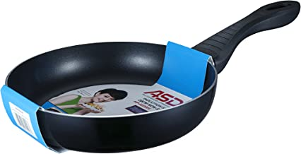 ASD Induction Non-Stick Fry pan, 20cm, Matt Black