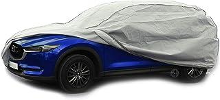 Abdeckplane Autoabdeckung Frostschutz Schneeschutz Wasserdicht Mobile XL Coupe kompatibel mit Opel Cascada I ab 2013 universal