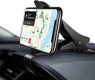 Amazon Brand - Eono Supporto Smartphone per Auto, Supporto Auto Smartphone Universale per Cellulare, per Cruscotto, Compat...