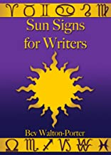 Sun Signs for Writers (English Edition)