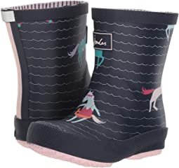 Joules Kids Printed Welly Baby Rain Boot (Toddler)