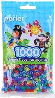 Perler Beads 1,000 Count Cheddar 3 Pack Bulk Buy