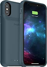 Mophie Juice Pack Access - Ultra-Slim Wireless Battery Case - Made for Apple iPhone Xs/iPhone X (2,000mAh) - Stone