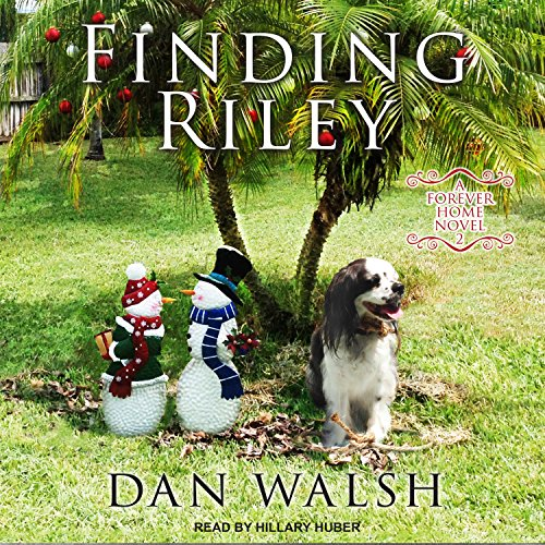 Finding Riley audiobook cover art