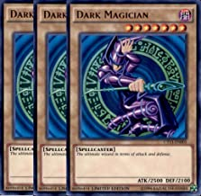 3 Pack - Yu-Gi-Oh! - Dark Magician (CT13-EN003) - 2016 Mega-Tins - Limited Edition - Ultra Rare