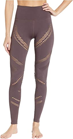 High-Waist Seamless Radiance Leggings