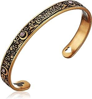 Alex and ANI Fortune's Favor Cuff Bangle Bracelet